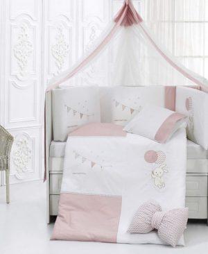 سرویس خواب نوزادی مام شاپ گارددار 8 تکه اصل ترکیه|سیسمونی نوزاد|سرویس خواب نوزادی 8 تکه پیرگاردین|