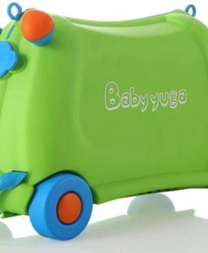 چمدان ترولی بیبی یوگا اصل امریکا قیمت چمدان ترولی baby yuga سیسمونی نوزاد در مشهد قیمت چمدان ترولی کودک baby yuga سیسمونی بارنی 